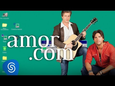 Victor & Leo - Amor.com - Lyric Video
