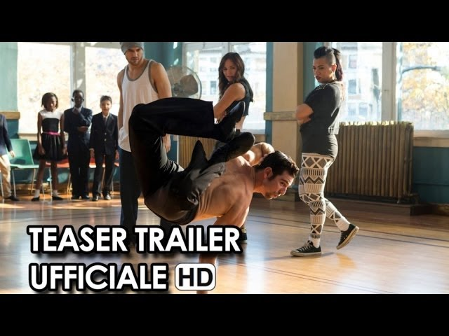 Step Up All In Teaser Trailer Ufficiale Italiano (2014) - Alyson Stoner, Ryan Guzman Movie HD