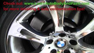 How To Clean Chrome Rims & Wheels - Cleaning Chrome Rims FAST & Easy Way! videos