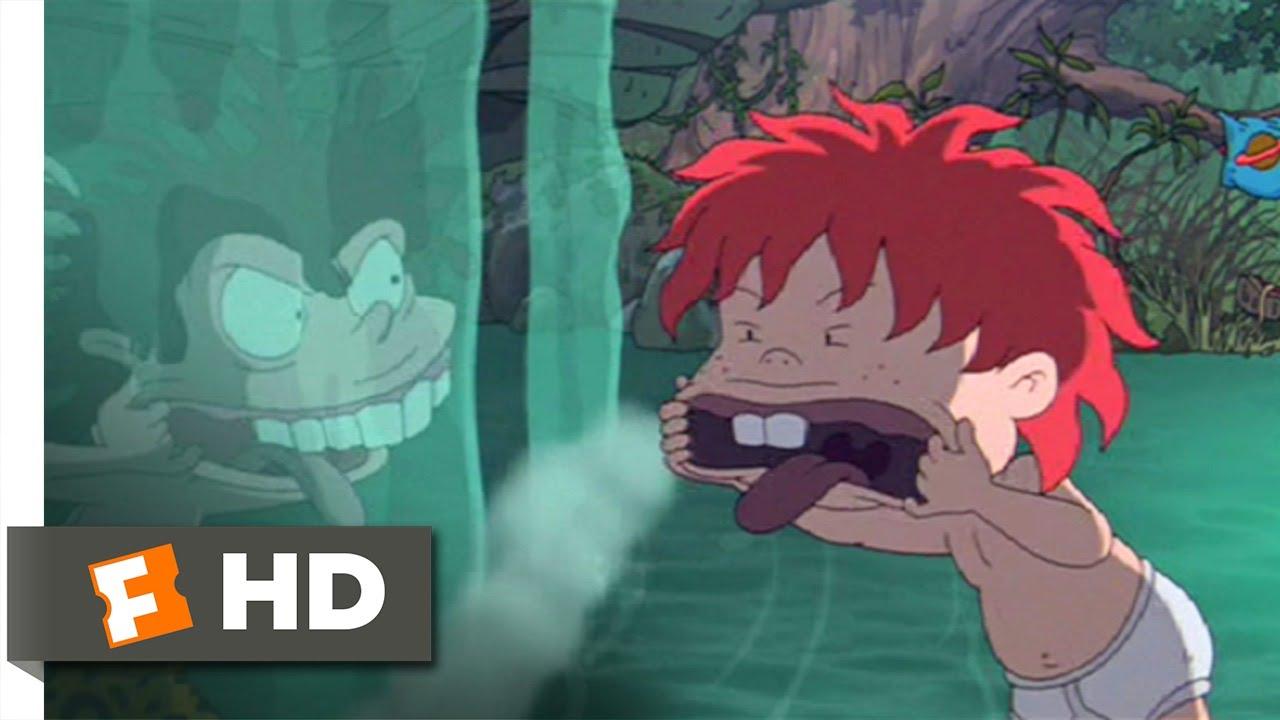 Rugrats Go Wild 6 8 Movie Clip Chuckie Vs Donnie