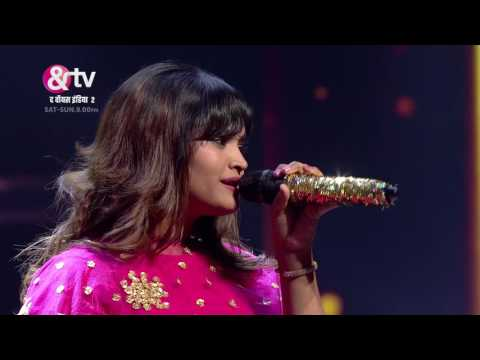 Sharayu Date Sings Bahon Mein Chale Aao | The Liveshows | Sneak-Peek |The Voice India S2|Sat-Sun,9PM