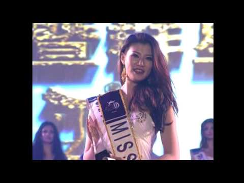 Miss Tourism Queen International 2013 - Asia Final (Part 4)