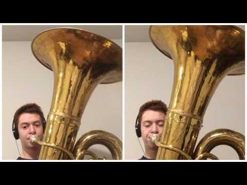 Sonic Boom (Snake Pit) Tuba Duet   Multitrack