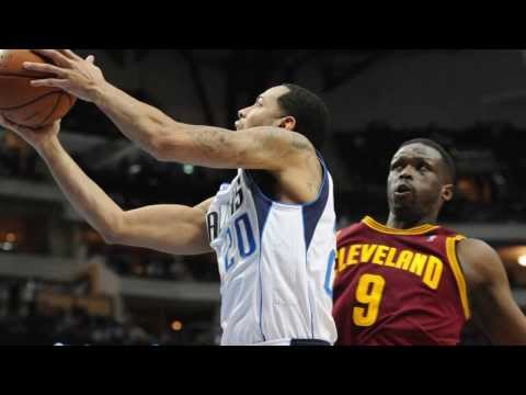 NOWITZKI AND ELLIS COMBINE FOR 45 POINTS IN MAVS WIN OVER CAVALIERS