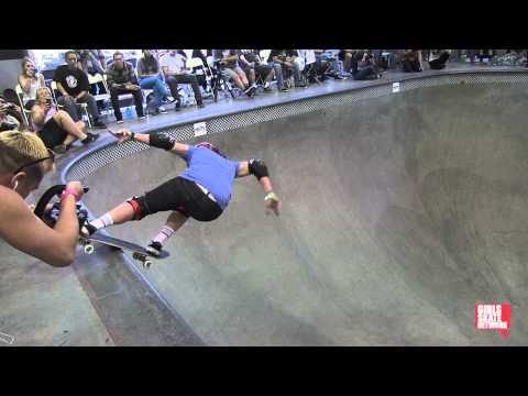 Vans Girls Combi Pool Classic 2013 - Division 3