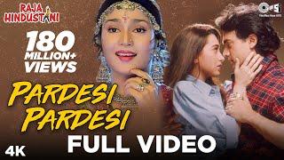 Pardesi Pardesi Raja Hindustani Aamir Khan & Karisma