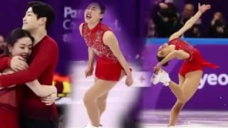 Olympics 2018: Team USA's Mirai Nagasu stumbles during tiple axel