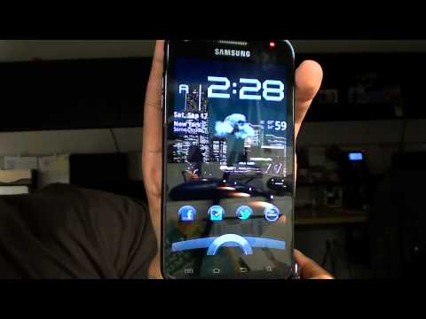 Samsung Galaxy S2 Epic Touch 4G Unboxing and First Impressions