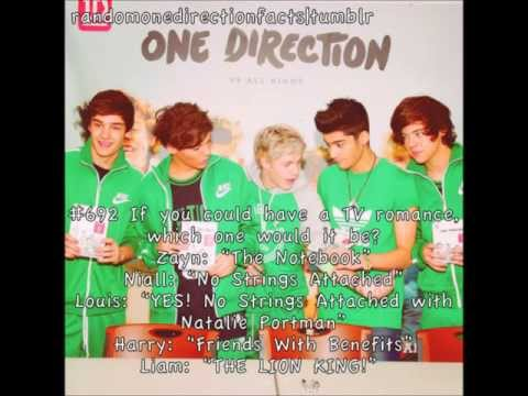 One Direction Facts 2012, some new facts if one direction :) 2012