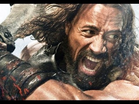 הרקולס טיזר טריילר Hercules Teaser Trailer Official Dwayne Johnson