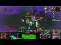 World of Warcraft ICC RS25hc Light Infusion FRIST GROUP Resto Shaman POV