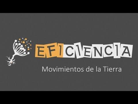 MOVIMIENTOS DE LA TIERRA y sus Consecuencias. Rotación Precesión Nutación Traslación Eclíptica