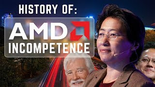 A History Of Why AMD Has Lost
