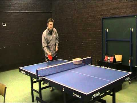 table tennis serve-table tennis tips to return half long ball