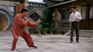 Jet Li'den Kung Fu hareketleri