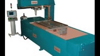 Automatic ERW machine ROBOSIDE PS NS with CNC
