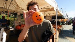 The Best Oranges in Los Angeles