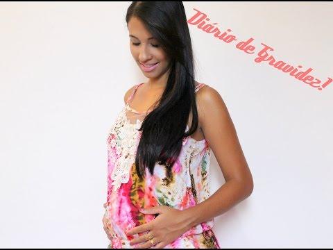♥ Diário de Gravidez ♥  13,14,15 e 16 Semanas + Novidade