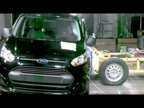 Ford Tourneo Connect: 5-star Euro NCAP safety rating