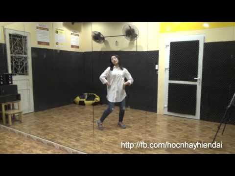 [Học nhảy hiện đại] Bài 6: Học nhảy bài Mr. Chu
