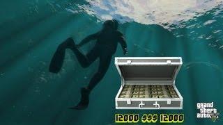 GTA V Dinero Facil Maletin 12000 $$$