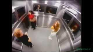 La niña del ascensor