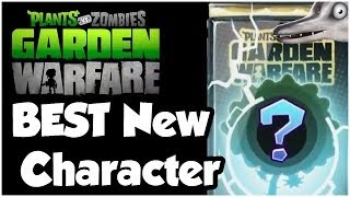 Plants vs. Zombies Garden Warfare Walkthrough - BEST NEW CHARACTER!! Spectacular Pack (1080p HD)