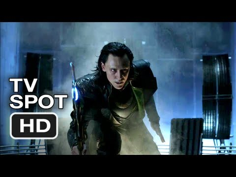 The Avengers TV Spot #3 - Head Count - Marvel Movie (2012) HD -QLZc1LAYCYw