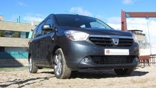 Dacia Lodgy. Prueba Portalcoches.net