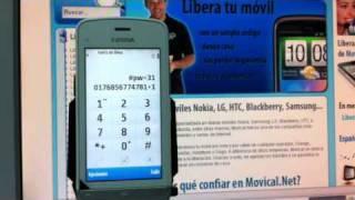 Liberar Nokia C5-03 Por Código Imei, Movical.Net