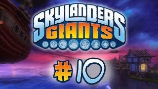 Let's Play Skylanders: Giants #10 - Himmelssteine [blind!] [FULL-HD]