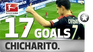 Chicharito - All Goals 2015/16