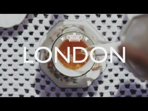 Live the language - London