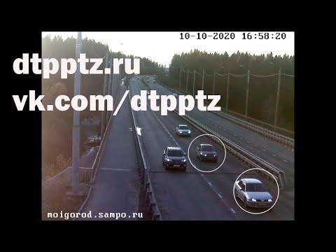 Трагическое ДТП на Карельском проспекте