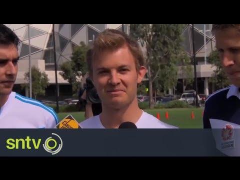 Australian Grand Prix: Rosberg wary of Red Bull [AMBIENT]