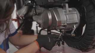 Cómo hacer el cambio de aceite de tu moto