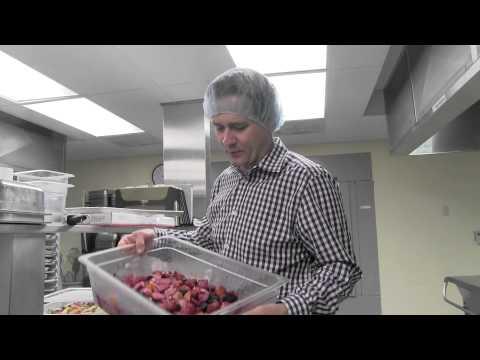 Chef Corbin Talks Fresh Vegetables