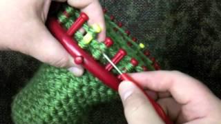 Youth Hat Loom Decrease Crown 30 Or 31 Peg Round Loom Or