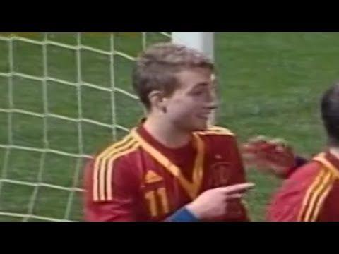 Gerard Deulofeu vs Bosnia sub 21