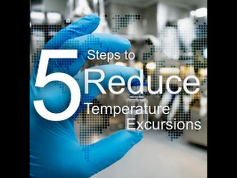 Recorded Webinar: 5 Steps to Reduce Temperature Excursions for Pharmaceutical Products