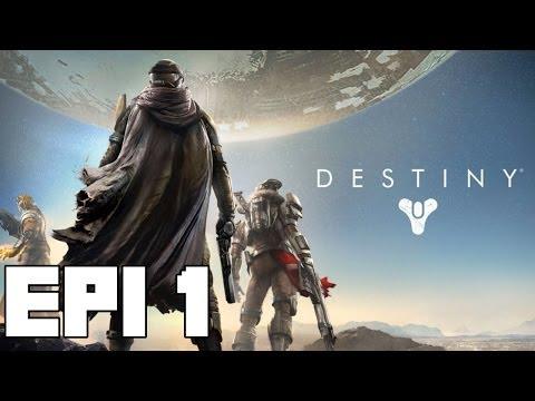 Destiny Alpha! Com Monark e Leon (Epi 1/5)