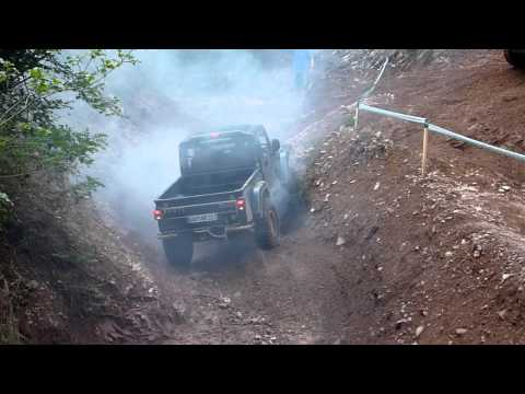 Jeepers Meeting 2014 Rura/BRUTE burnout