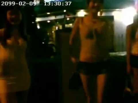 Clip_ gái mại dâm bán dâm công khai tại Trung Quốc.FLV