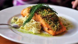 Cómo hacer salmón al horno