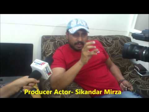 Producer Actor Sikandar Mirza Giving his Views About Election with Digital Channel Tehalka 24