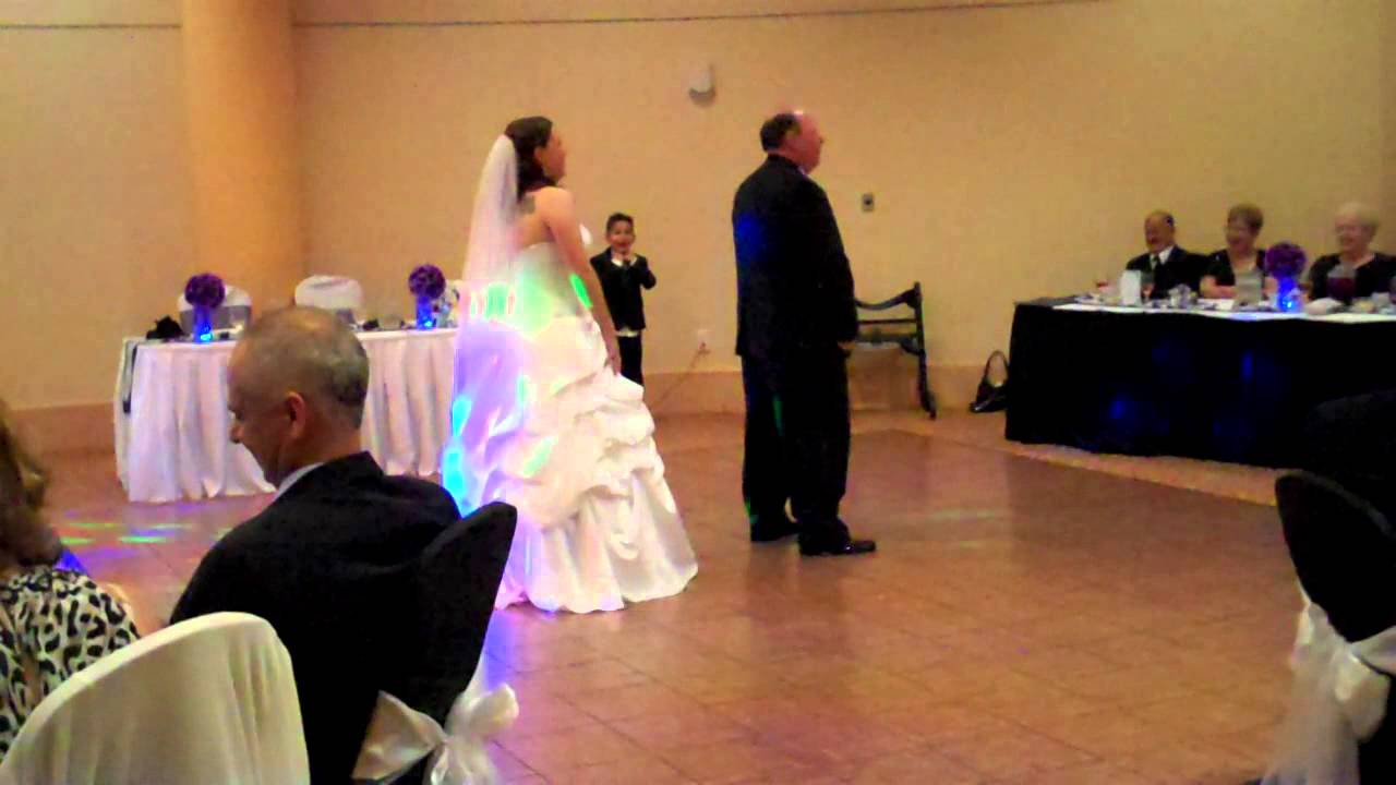 Funny Father Daughter Wedding Dance