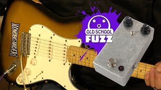 Watch the Trade Secrets Video, JHS Old School Fuzz Pedal Kit Video