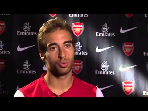 Flamini Exclusive interview