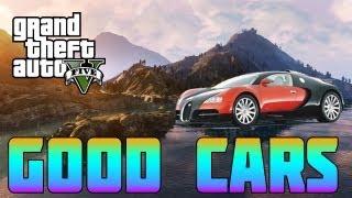 GTA V Good Cars Location! Special Secret Car Park