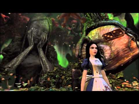 Alice: Madness Returns gameplay trailer